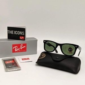 Ray Ban Wayfarer RB2140 Sunglasses